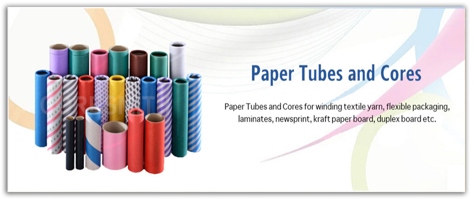 Top Manufacturer of Paper Tube Products in india for Textile, Yarn Industry